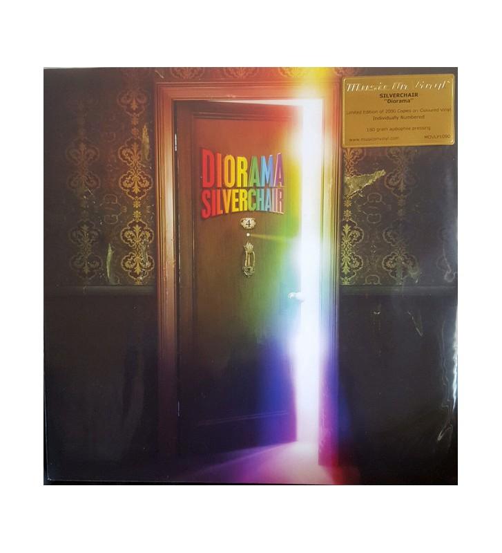 Silverchair - Diorama (LP, Album, Ltd, Num, RE, Yel) mesvinyles.fr