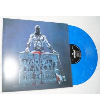 Warrant (3) - The Enforcer (LP, Album, Ltd, Num, RE, Blu) mesvinyles.fr