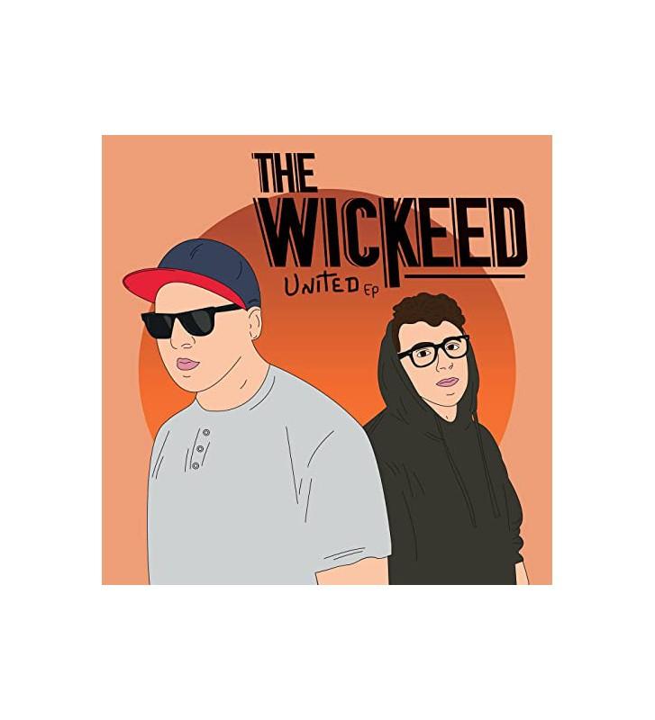 """The Wickeed - United EP (12"""", EP) mesvinyles.fr"""
