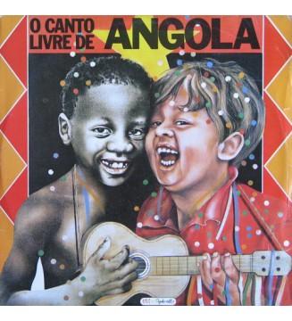 Various - O Canto Livre De Angola (LP) mesvinyles.fr