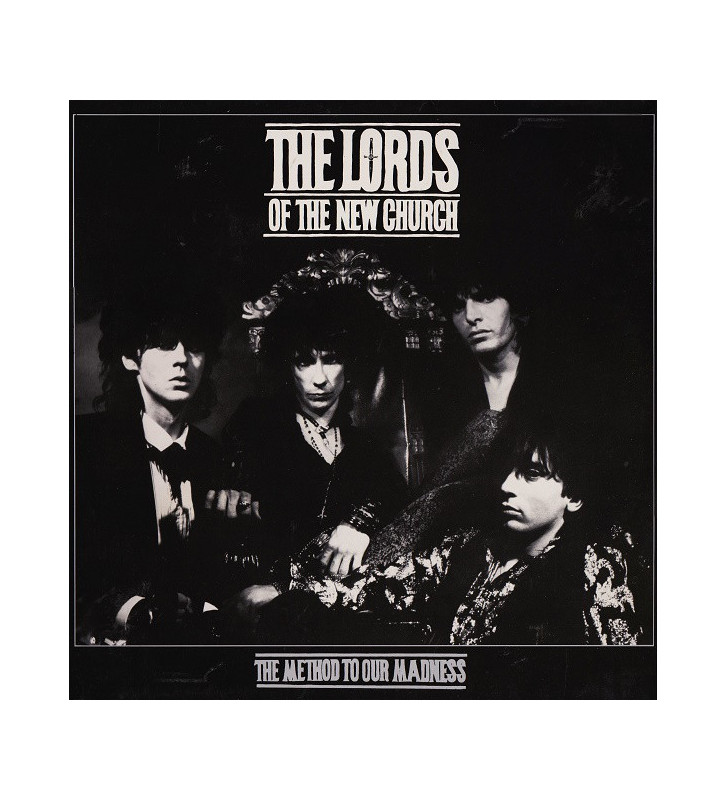 The Lords Of The New Church* - The Method To Our Madness (LP, Album) mesvinyles.fr