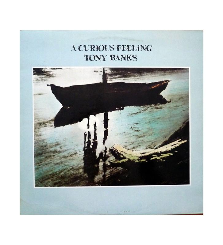 Tony Banks - A Curious Feeling (LP, Album) mesvinyles.fr