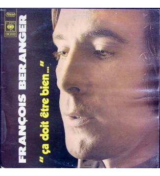 """François Béranger & Mormos - """"Ça Doit Être Bien..."""" (LP, Album, RP) mesvinyles.fr"""