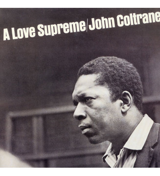John Coltrane - A Love Supreme (LP, Album, Ltd, RE, 180) mesvinyles.fr