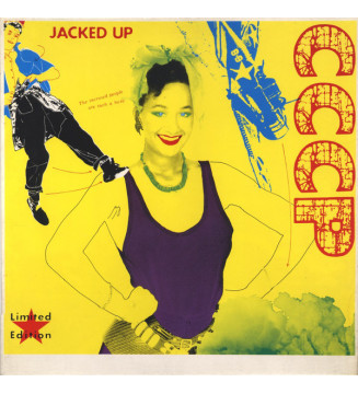 "CCCP - Jacked Up (12"")"