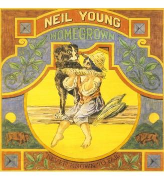 Neil Young - Homegrown (LP, Album) mesvinyles.fr