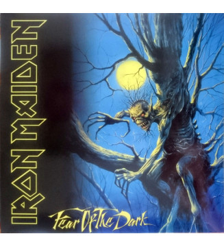 Iron Maiden - Fear Of The Dark (2xLP, Album, RE, RM, Gat) mesvinyles.fr