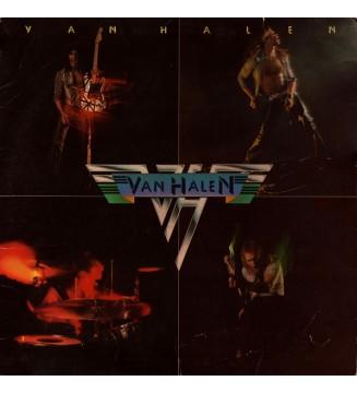 Van Halen - Van Halen (LP, Album, Win) mesvinyles.fr