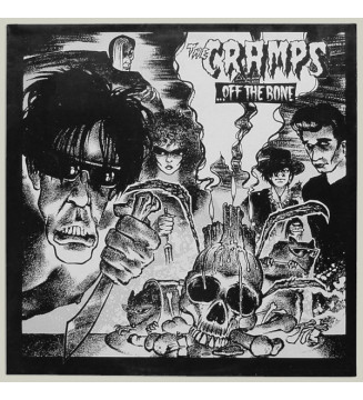 The Cramps - ...Off The Bone (LP, Comp) mesvinyles.fr