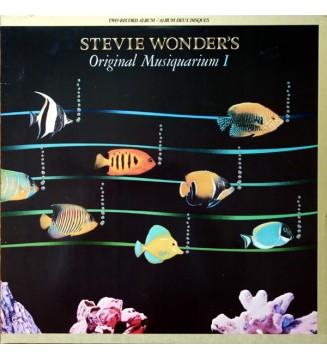 Stevie Wonder - Stevie Wonder's Original Musiquarium 1 (2xLP, Comp, Gat) mesvinyles.fr
