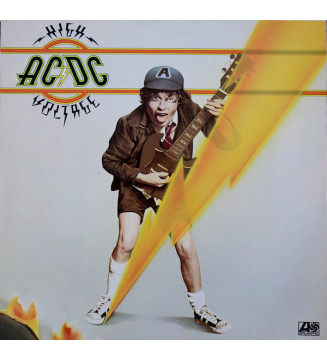 AC/DC - High Voltage (LP, Album) mesvinyles.fr