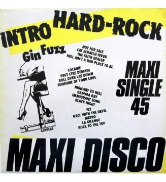 "Gin Fuzz - Intro Hard-Rock (12"", Maxi, P/Mixed) mesvinyles.fr"