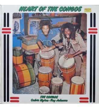 The Congos - Heart Of The Congos (LP, Album, RE) mesvinyles.fr