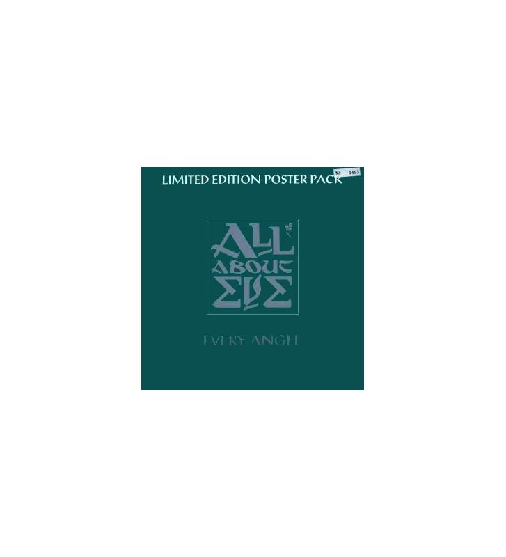 "All About Eve - Every Angel (10"", Single, Ltd, Num) mesvinyles.fr"