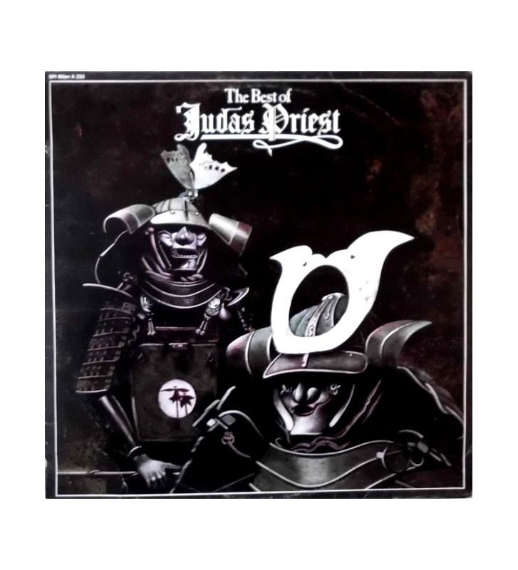 Judas Priest - The Best Of Judas Priest (LP, Comp, RE) mesvinyles.fr