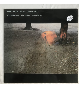 The Paul Bley Quartet* w/ John Surman, Bill Frisell, Paul Motian - The Paul Bley Quartet (LP, Album) mesvinyles.fr