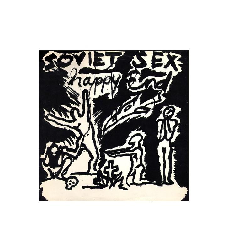 Soviet Sex - Happy End (LP, Album) mesvinyles.fr