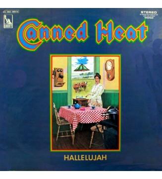 Canned Heat - Hallelujah (LP, Album) mesvinyles.fr