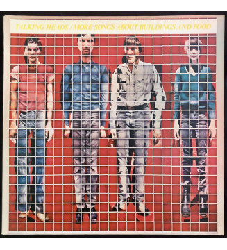 Talking Heads - More Songs About Buildings And Food (LP, Album, Alt) mesvinyles.fr