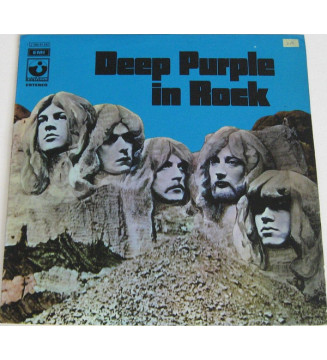 Deep Purple - In Rock (LP, Album, RE) mesvinyles.fr