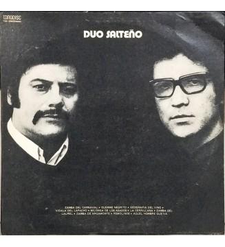 Duo Salteño* - Duo Salteño (LP, Album) mesvinyles.fr