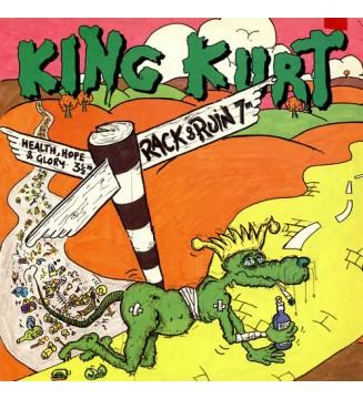 "King Kurt - Road To Rack And Ruin (12"", Single) mesvinyles.fr"