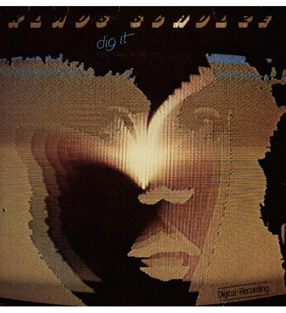 Klaus Schulze - Dig It (LP, Album)