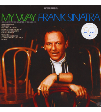 Frank Sinatra - My Way (LP,...
