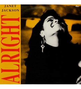 Janet Jackson - Alright...