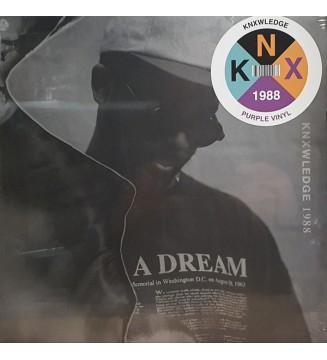 knxwledge - 1988 (LP, Album, Ltd, Pur) mesvinyles.fr