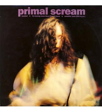 Primal Scream – Loaded E.P. Disquaire Day (RSD) mesvinyles.fr