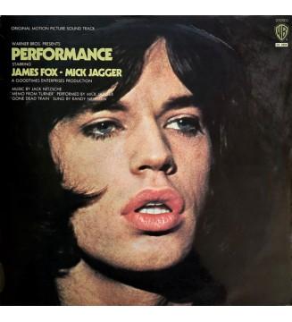 Various - Performance: Original Motion Picture Sound Track (LP) mesvinyles.fr