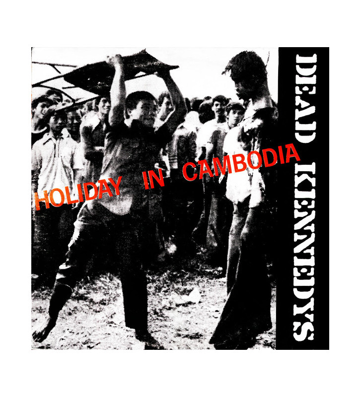 "Dead Kennedys - Holiday In Cambodia (12"") mesvinyles.fr"