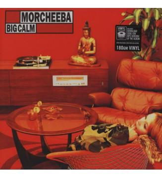 Morcheeba - Big Calm (LP, Album, RE, 180) mesvinyles.fr