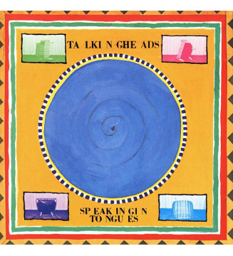 Talking Heads - Speaking In Tongues (LP, Album, RE, 180) mesvinyles.fr
