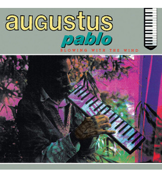 Augustus Pablo - Blowing With The Wind (LP, Album, RE) mesvinyles.fr