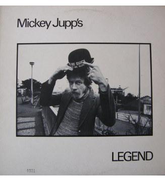 Mickey Jupp's Legend* - Mickey Jupp's Legend (LP, Comp) mesvinyles.fr