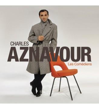 Charles Aznavour - Les comediens (LP, Comp) mesvinyles.fr