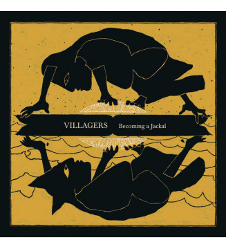 Villagers (3) - Becoming A Jackal (LP, Album, Ltd, RP, Red) Disquaire Day (RSD) mesvinyles.fr