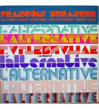 François Béranger - L'Alternative (LP, Album, RP) mesvinyles.fr