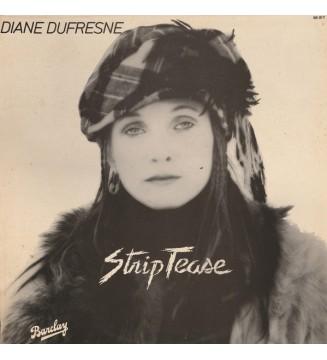Diane Dufresne - Strip Tease (LP, Album) mesvinyles.fr