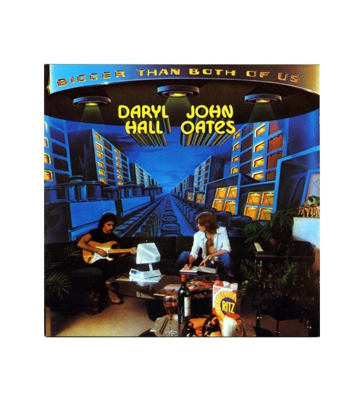 Daryl Hall & John Oates - Bigger Than Both Of Us mesvinyles.fr
