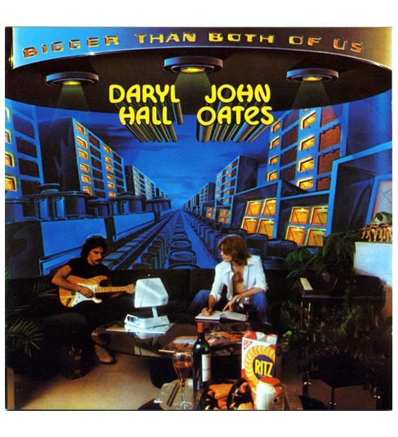 Daryl Hall & John Oates - Bigger Than Both Of Us mesvinyles.fr