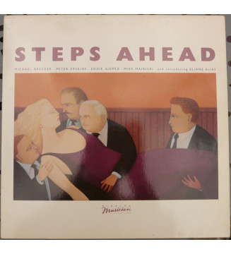 Steps Ahead - Steps Ahead (LP, Album) mesvinyles.fr