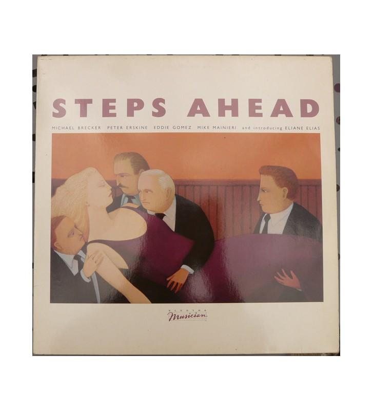 Steps Ahead - Steps Ahead (LP, Album) mesvinyles.fr