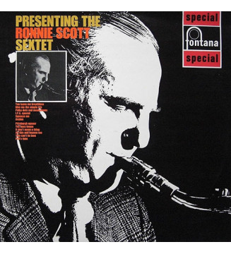 The Ronnie Scott Sextet - Presenting The Ronnie Scott Sextet (LP, RE) mesvinyles.fr