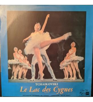 Tchaikovski*, Nello Santi, Orchestre National De Vienne* - Le Lac Des Cygnes (Extraits) (LP, Album) mesvinyles.fr