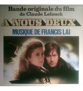 Francis Lai - A Nous Deux (Bande Originale Du Film) (LP, Album) mesvinyles.fr