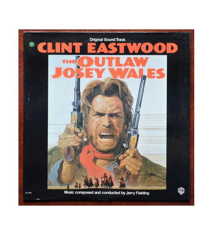 Jerry Fielding - The Outlaw Josey Wales (Original Sound Track) (LP, Album) mesvinyles.fr