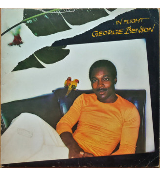 George Benson - In Flight (LP, Album, Gat) mesvinyles.fr